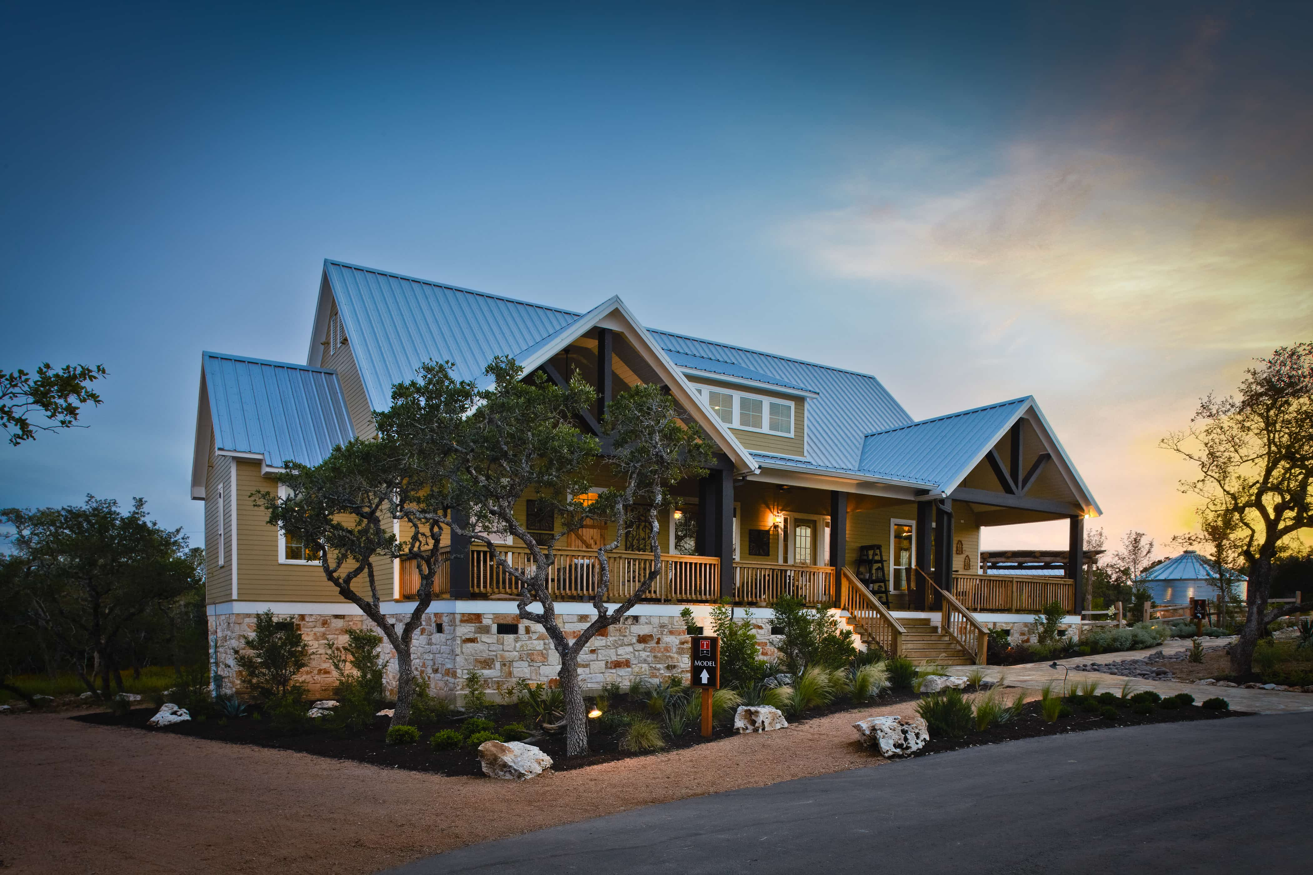 Model Home Park Gallery Texas Casual Cottages
