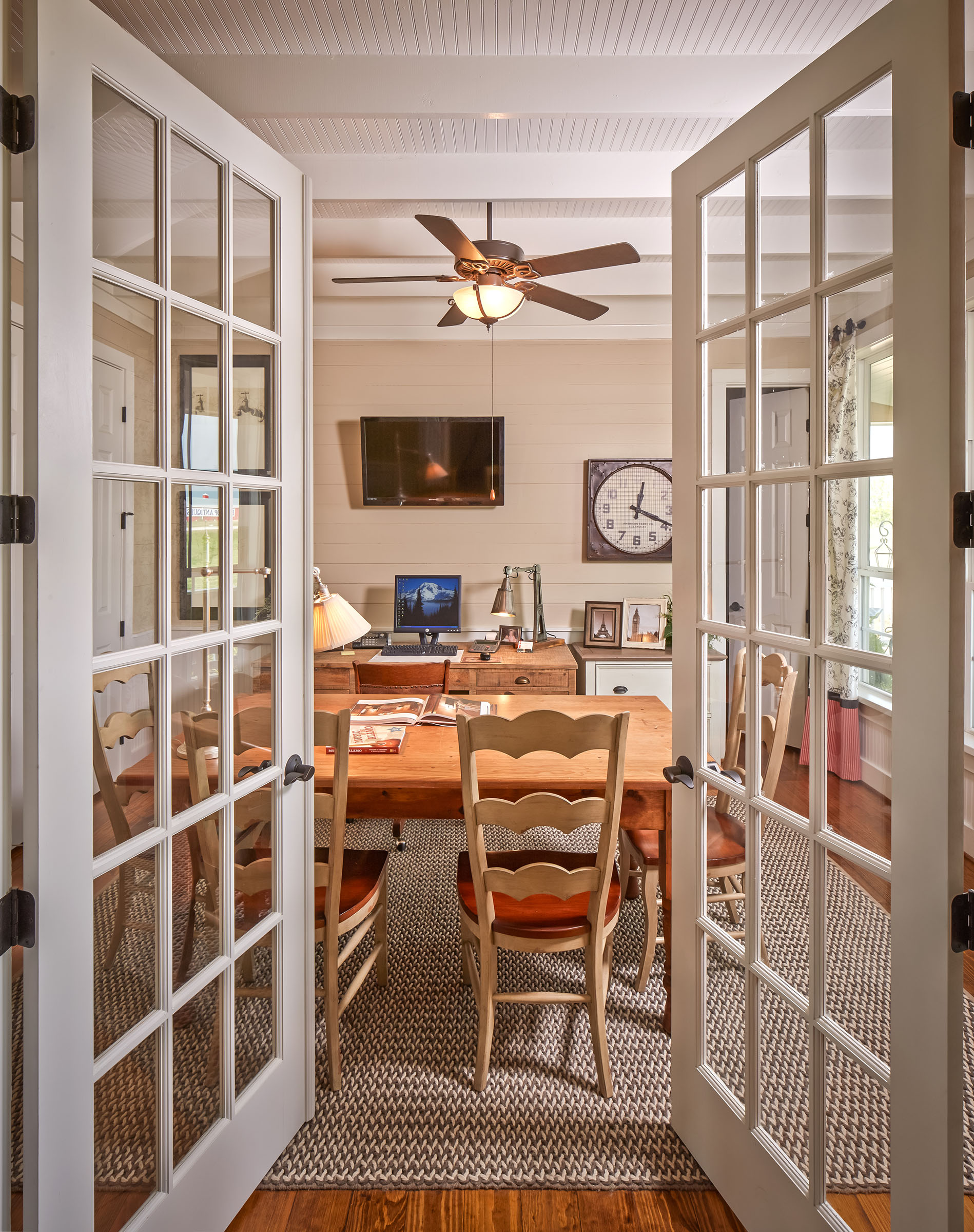 Model Home Park Gallery | Texas Casual Cottages